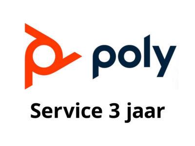 Service Contract Poly Studio X50, 3 Jaar